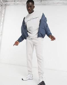 Dres Asos z dresówki z nadrukiem w sportowym stylu