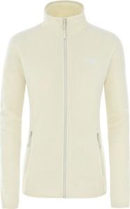 Bluza The North Face w stylu casual z plaru krótka