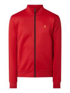 Czerwona bluza POLO RALPH LAUREN w stylu casual