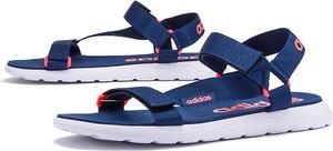 Buty letnie męskie Adidas na rzepy