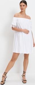 Sukienka Mohito z długim rękawem hiszpanka