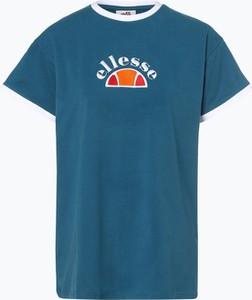 T-shirt Ellesse z krótkim rękawem z okrągłym dekoltem