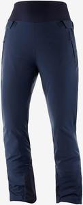 Granatowe spodnie sportowe Salomon