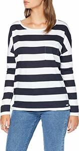 Bluzka amazon.de z okrągłym dekoltem w stylu casual