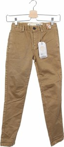 Brązowe spodnie dziecięce Coton On