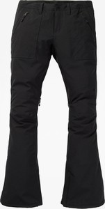 Czarne spodnie sportowe Burton
