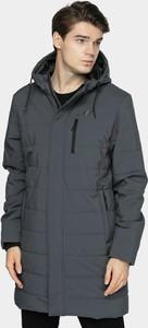 Płaszcz męski 4F w stylu casual
