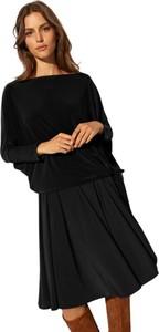 Czarna spódnica CAHA
