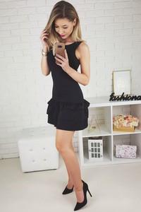 0d10e80241 czarna sukienka na wesele latem - stylowo i modnie z Allani