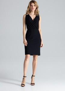 Sukienka Figl bez rękawów prosta