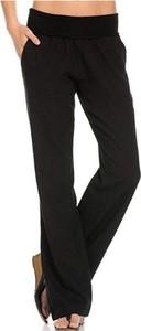 Czarne jeansy Sandbella z jeansu