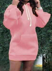 Różowa sukienka Cikelly mini z dekoltem w kształcie litery v