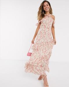 Sukienka Style Cheat z żakardu