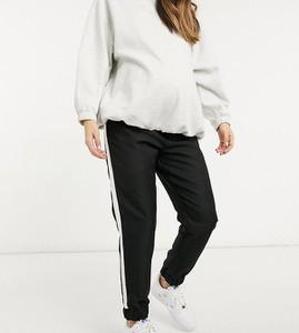 Czarne spodnie Asos z tkaniny