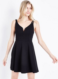 Sukienka New Look mini na ramiączkach dla puszystych