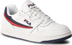 Buty sportowe Fila w sportowym stylu ze skóry ekologicznej
