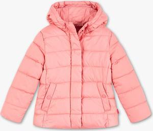 Różowa kurtka dziecięca Palomino