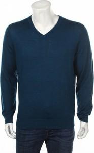Niebieski sweter Jos. A. Bank