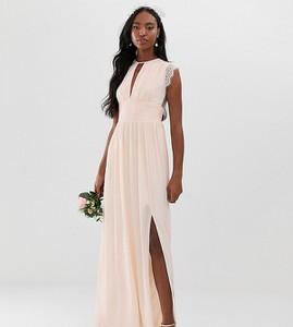 Różowa sukienka Tfnc Tall