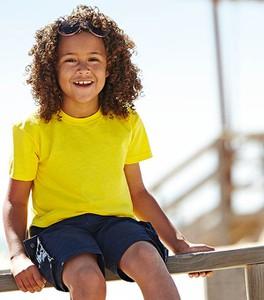 Koszulka dziecięca Fruties.pl z bawełny z krótkim rękawem