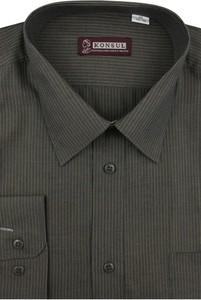 Koszula Konsul z klasycznym kołnierzykiem