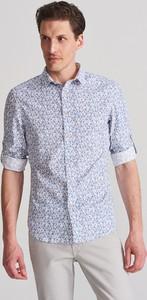 Koszula Reserved z krótkim rękawem w stylu casual