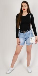 Szorty Olika z jeansu w street stylu