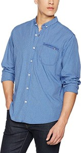 Błękitna koszula timezone