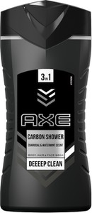 Axe, Carbon Shower, żel pod prysznic dla mężczyzn, 250 ml