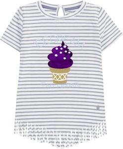Koszulka dziecięca Tom Tailor dla dziewczynek z krótkim rękawem z bawełny