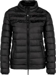 Czarna kurtka Twinset w stylu casual