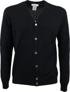 Czarny sweter Gran Sasso w stylu casual
