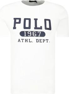 T-shirt POLO RALPH LAUREN w młodzieżowym stylu