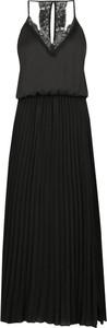 Sukienka Liu-Jo z dekoltem w kształcie litery v bez rękawów