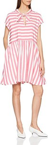 Różowa sukienka love moschino