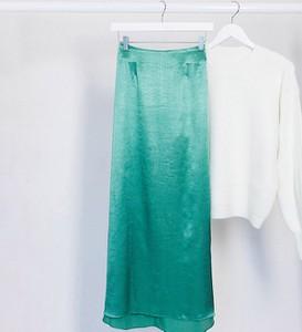Turkusowa spódnica Glamorous