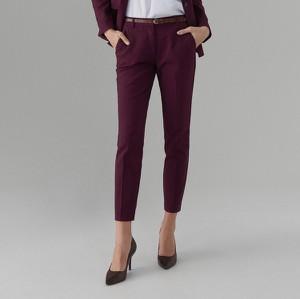 Czerwone spodnie Mohito