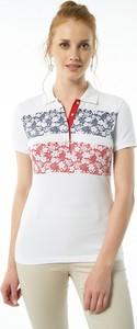 T-shirt Auden Cavill w stylu casual z krótkim rękawem