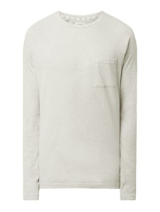 Koszulka z długim rękawem Q/s Designed By - S.oliver z długim rękawem w stylu casual z bawełny