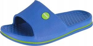 Niebieskie buty dziecięce letnie Beppi