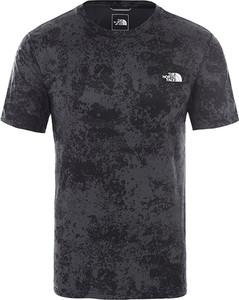 T-shirt The North Face z krótkim rękawem z bawełny