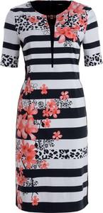 Sukienka Frank Walder w stylu casual mini
