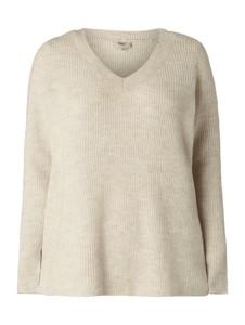 5eccf8f170c47b Sweter ONLY Carmakoma w stylu casual z wełny