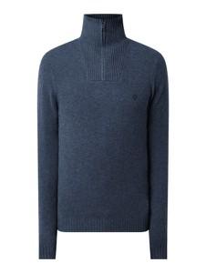 Niebieski sweter McNeal
