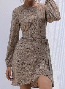 Sukienka Cikelly sportowa w stylu casual mini