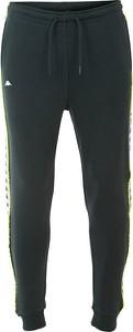 Spodnie sportowe Kappa z tkaniny
