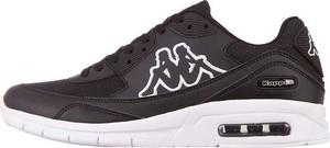 Czarne buty sportowe Kappa