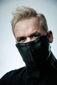 PIKIEL BARUBU Płócienna ochronna maseczka na twarz