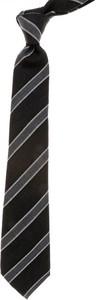 Czarny krawat Roda