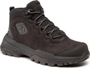 Czarne buty trekkingowe Helly Hansen